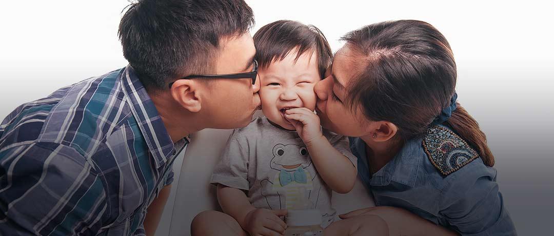 每日5分鐘,為孩子製造一生回味的感動回憶!