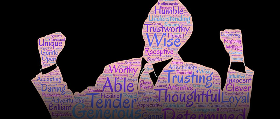 如何增強個人自信?