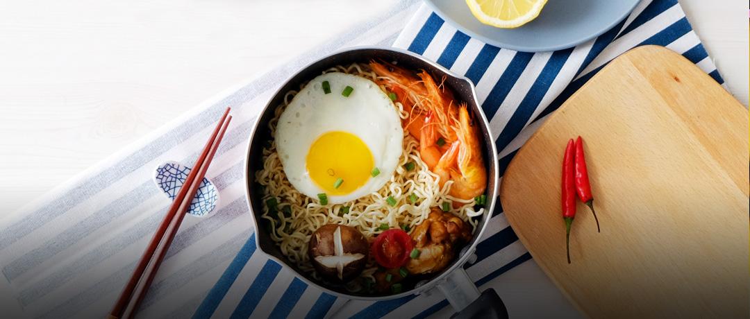 3招擁有健康生活 – 煮飯篇
