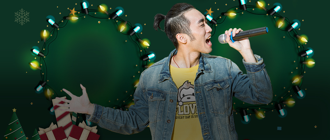 Christmas Feature: How to sing a good song