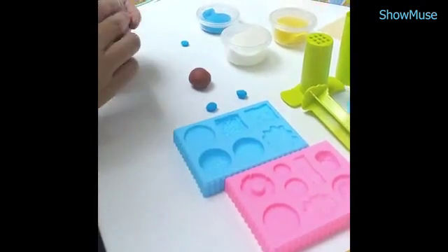 Learn playdough hamburger with Cizi