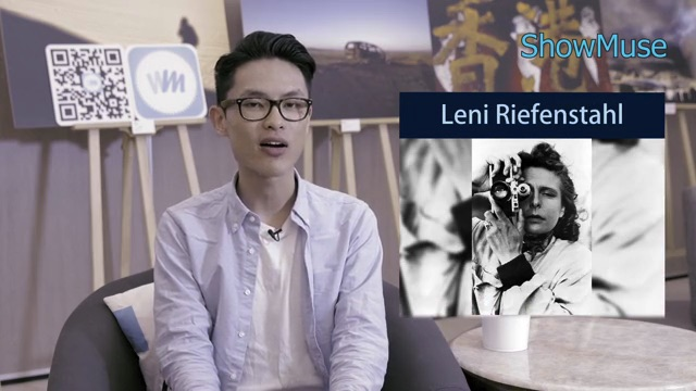 Behind the cinema: Leni Riefenstahl