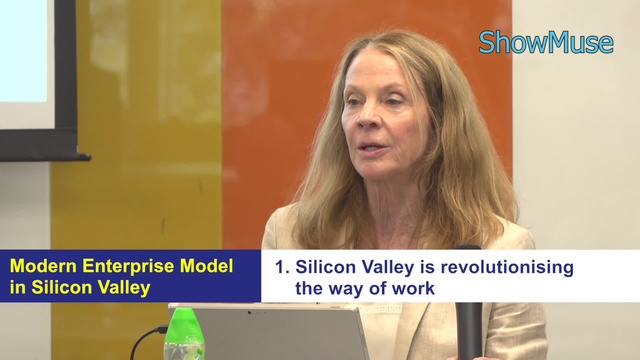 Modern Enterprise Model in Silicon Valley