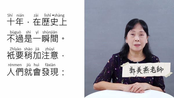 National Putonghua Proficiency Test (PSC) - Reciting Article Chapter 24